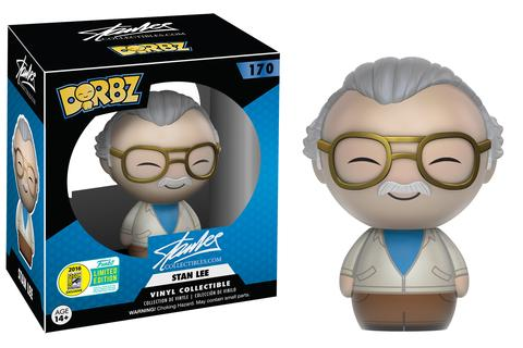 Funko - SDCC 2016 - Exclusive - Dorbz - Stan Lee