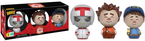 Funko - SDCC 2016 - Exclusive - Dorbz - Wreck-It Ralph 3-Pack