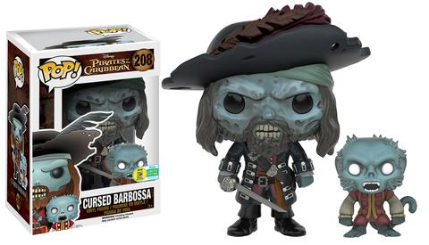 Funko - SDCC 2016 - Exclusive - Funko Pop! - Cursed Barbosa
