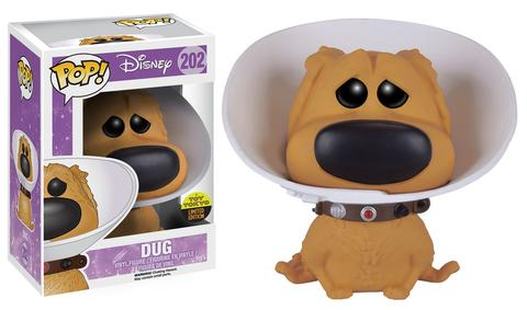 Funko - SDCC 2016 - Toy Tokyo Exclusive - Funko Pop! - Dug with Cone