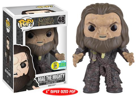 Funko - SDCC 2016 - Exclusive - Funko Pop! - Game of Thrones - Mag the Mighty