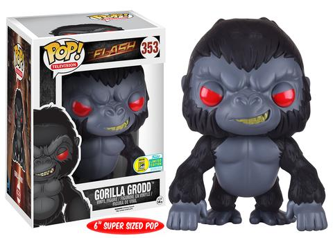 Funko - SDCC 2016 - Exclusive - Funko Pop! 6-inch - Gorilla Grodd