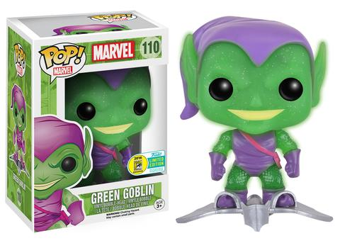 Funko - SDCC 2016 - Exclusive - Funko Pop - Green Goblin