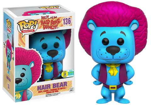 Funko - SDCC 2016 - Exclusive - Funko Pop! - Hair Bear Bunch - Blue