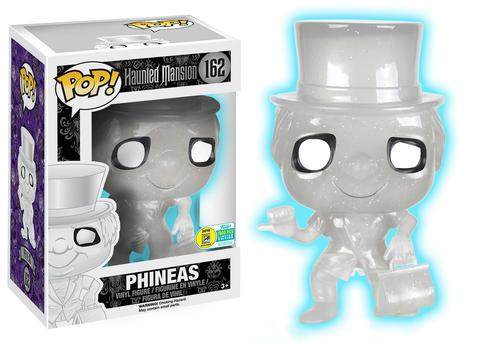 Funko - SDCC 2016 - Exclusive - Funko Pop! - Haunted Mansion - Phineas