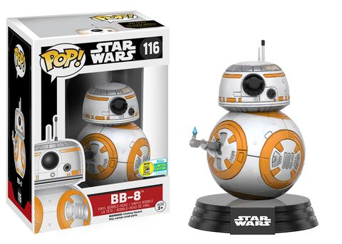Funko - SDCC 2016 - Exclusive - Funko Pop! - Star Wars - Thumbs-Up - BB-8