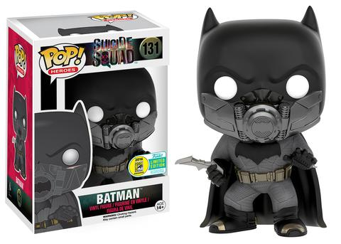 Funko - SDCC 2016 - Exclusive - Funko Pop! - Suicide Squad - Underwater Batman
