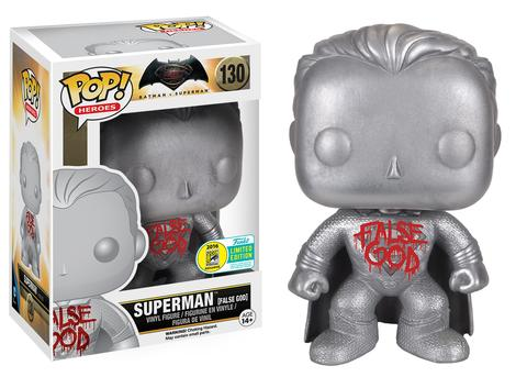 Funko - SDCC 2016 - Exclusive - Funko Pop! - Superman - False God