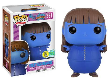 Funko - SDCC 2016 - Exclusive - Funko Pop! - Willy Wonka - Violet Beauregarde