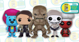 Funko - SDCC Exclusives - Wave Five
