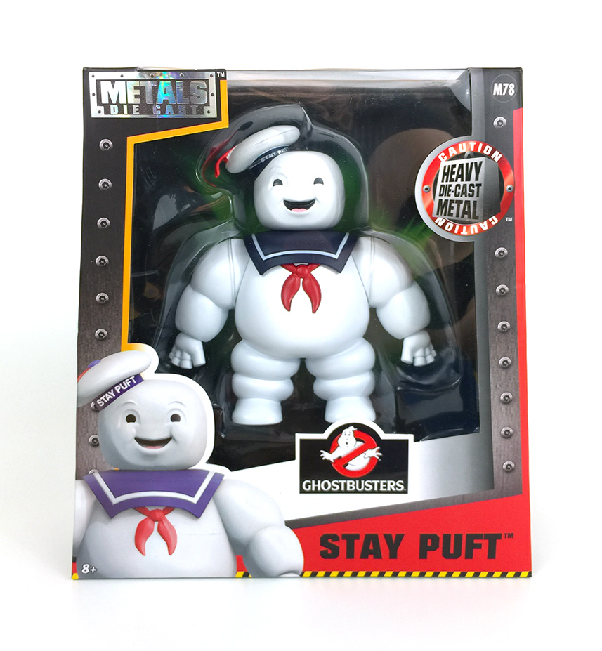 Ghostbusters - Jada - Metals Die Cast - Stay Puft