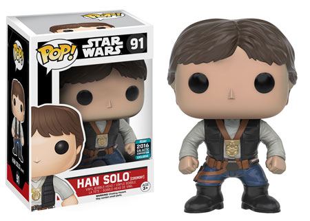 Han Solo - Ceremony - Funko Pop! - Star Wars Celebration
