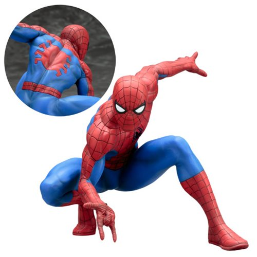 Podcast: Uncle Tito (S02E40) - Spider-Man ArtFX Statue