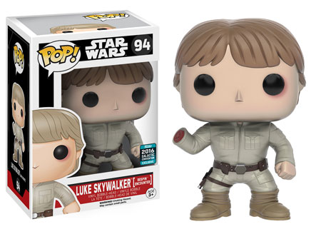 Luke Skywalker - Bespin Encounter - Funko Pop! - Star Wars Celebration