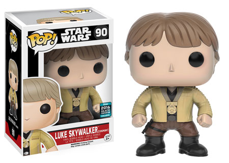 Luke Skywalker - Ceremony - Funko Pop! - Star Wars Celebration