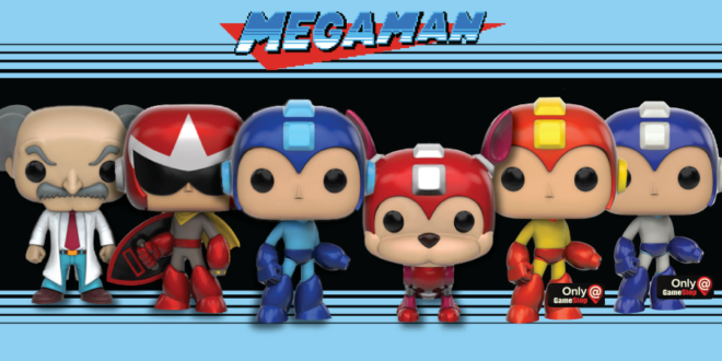 Mega Man - Cover - Updated