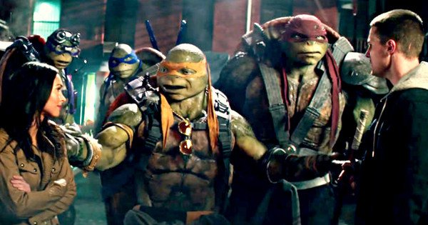 Podcast: The Prom Night Promise (S02E37) - TMNT 2: Out of the Shadows