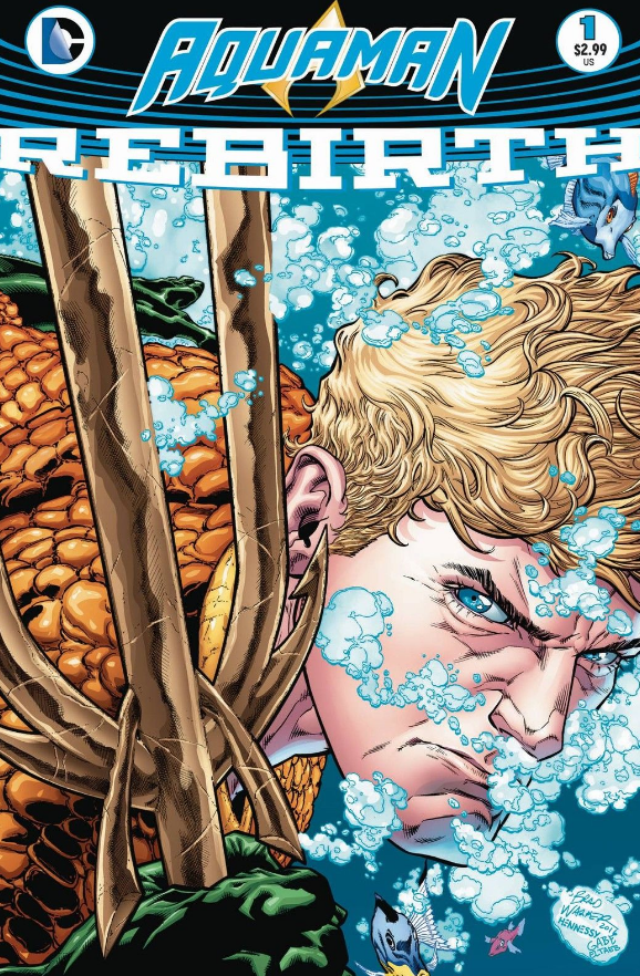 Podcast: Mudder's Milk (S02E38) - Aquaman Rebirth