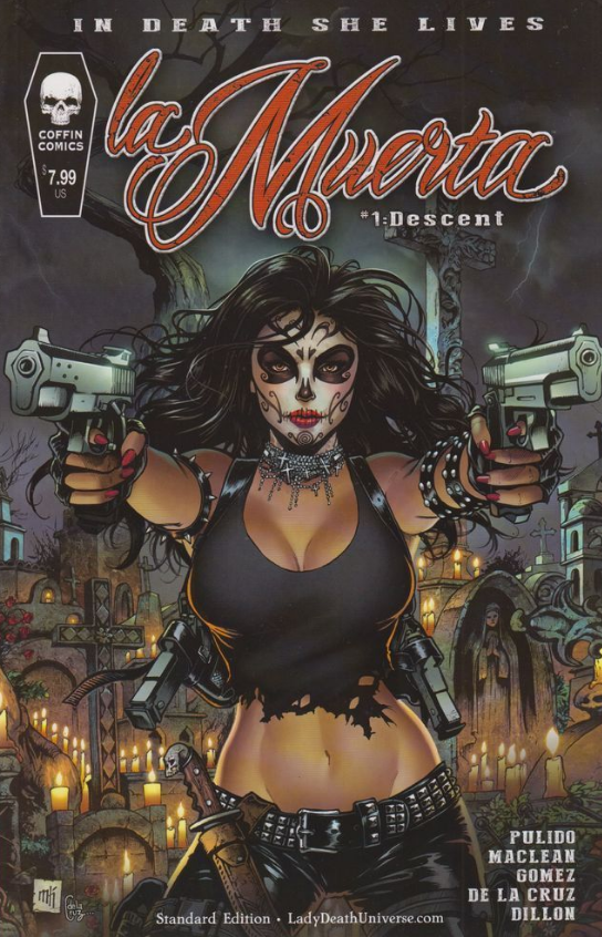 Podcast: Uncle Tito (S02E40) - la Muerta comic book