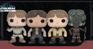 Star Wars Cover - Star Wars Celebration - Funko Pop - Cover