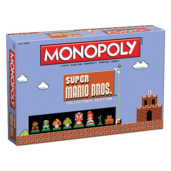 Podcast: Mudder's Milk (S02E38) - Super Mario Bros Monopoly