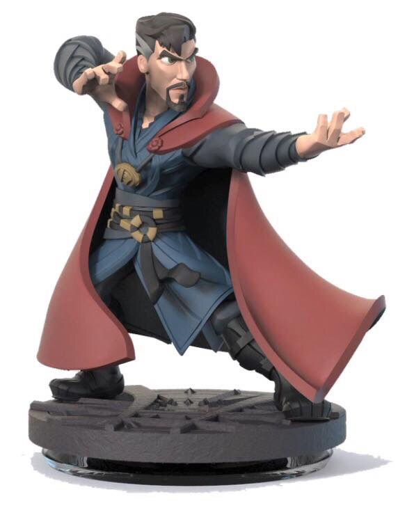 Podcast: Uncle Tito (S02E40) - Disney Infinity Doctor Strange