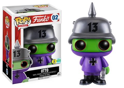 Funko - SDCC 2016 - Exclusive - Funko Pop! - Spastik Plastik - Otto - Purple
