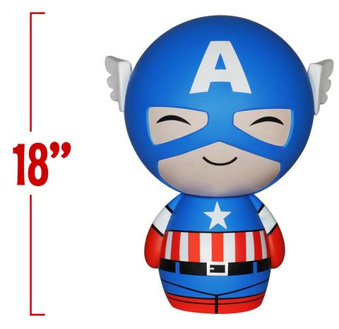"Funko - SDCC 2016 - Exclusive - Captain America 18"" Mega Dorbz"