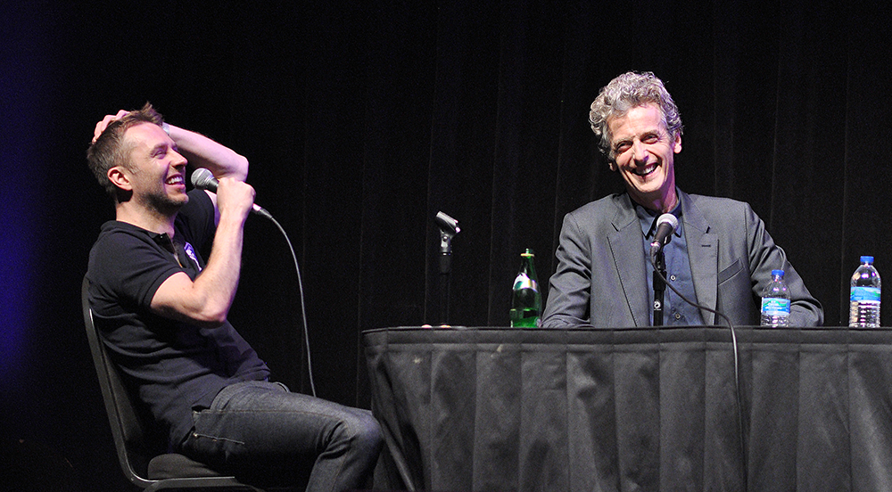 Nerdiest Panel - Peter Capaldi