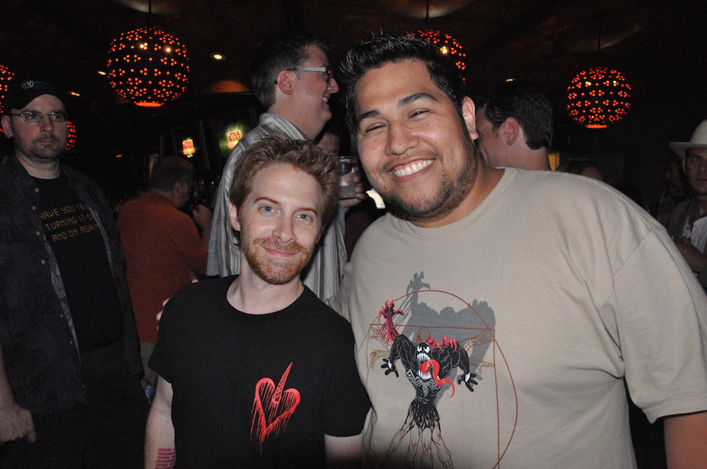 Steve and Seth Green - SDCC 2014