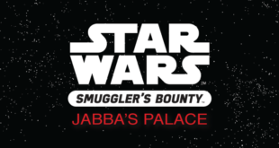 Star Wars Smuggler's Bounty – Jabba's Palace – Reveal