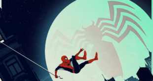 'The Amazing Spider-Man' – Grey Matter Art