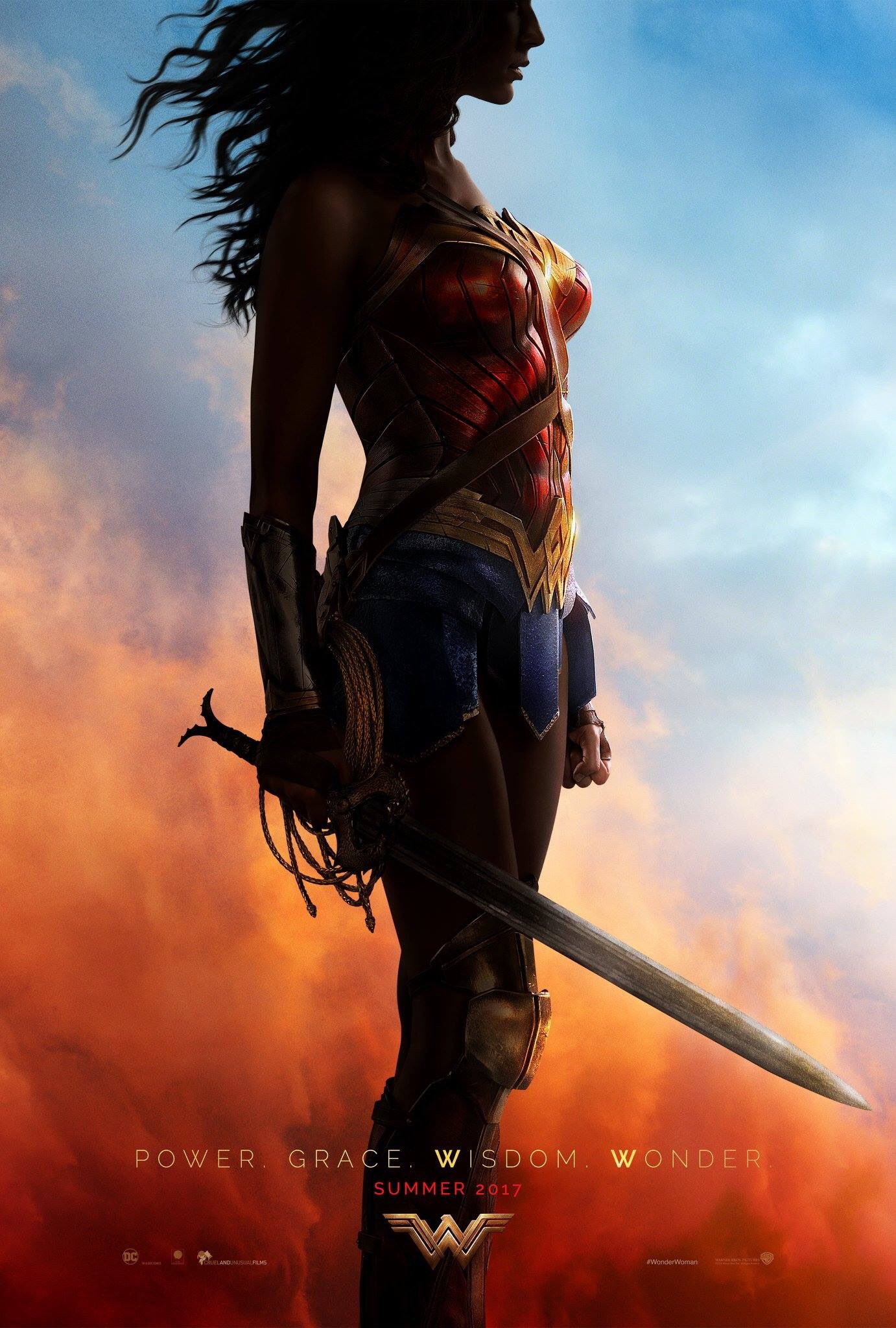 Wonder Woman - Official Poster