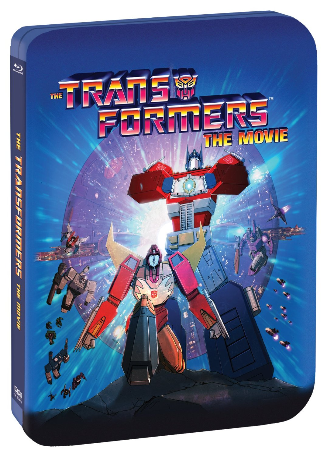 Transformers: The Movie - Steelbook