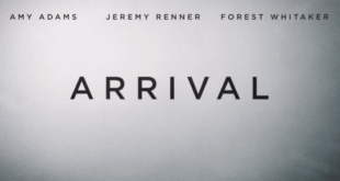 Arrival-Cover