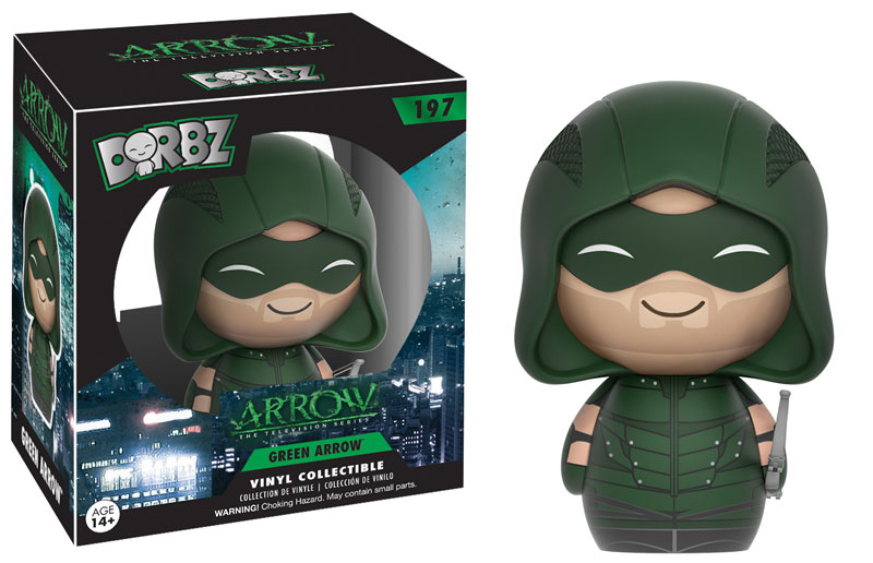 Dorbz - DC TV - Arrow - Green Arrow