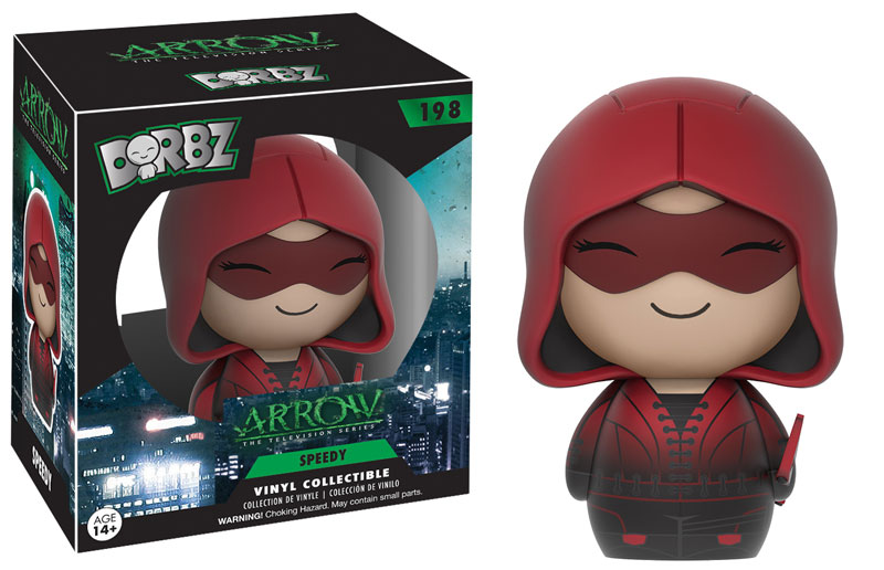 Dorbz - DC TV - Arrow - Speedy