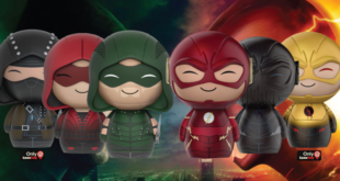 DC TV Dorbz – Arrow & The Flash