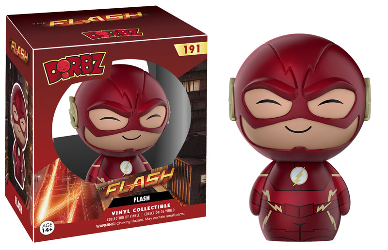 Dorbz - DC TV - The Flash - Flash