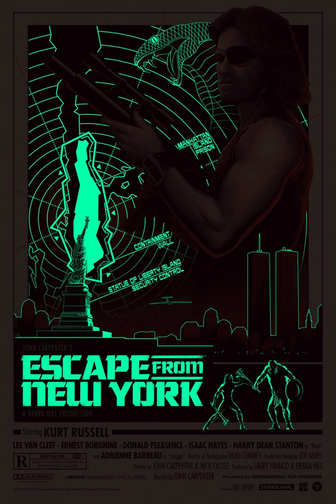 Escape From New York - Ferguson - GMA - GITD Layer