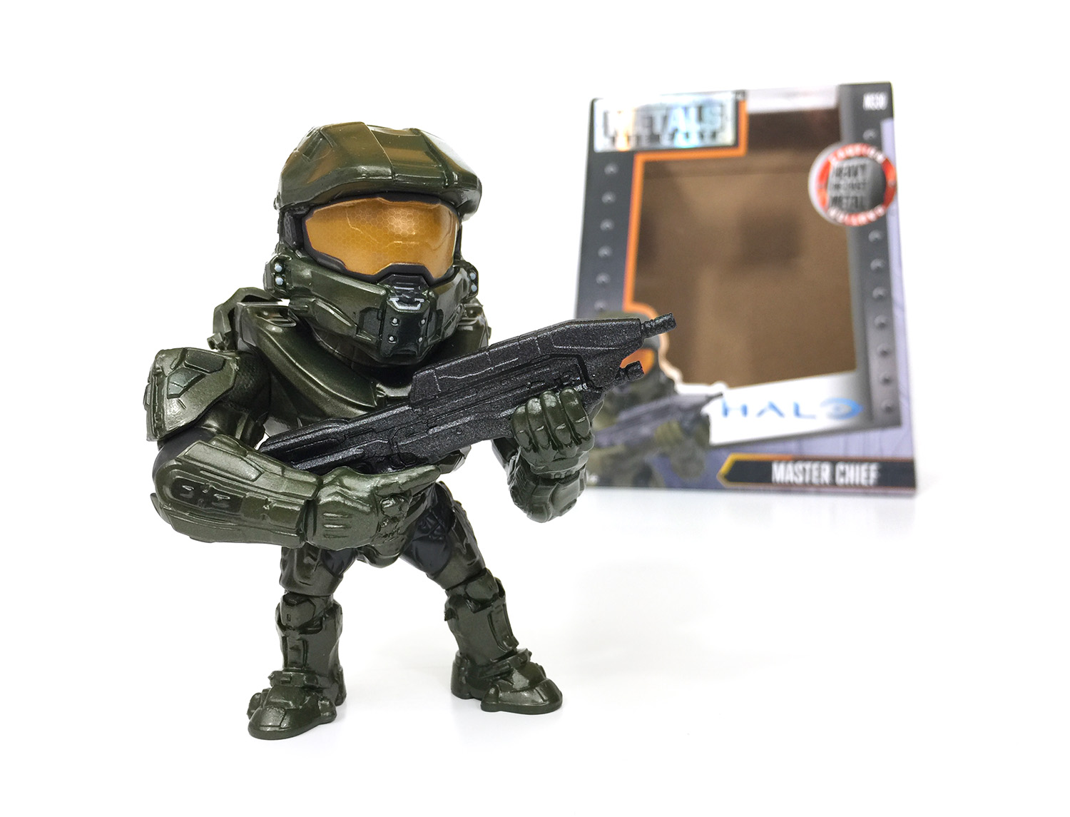 Metals Diecast - Halo - Master Chief - M330