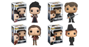 Once Upon a Time – Funko Pop!s
