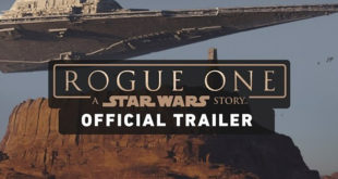 Rogue One - Official Trailer - Cover