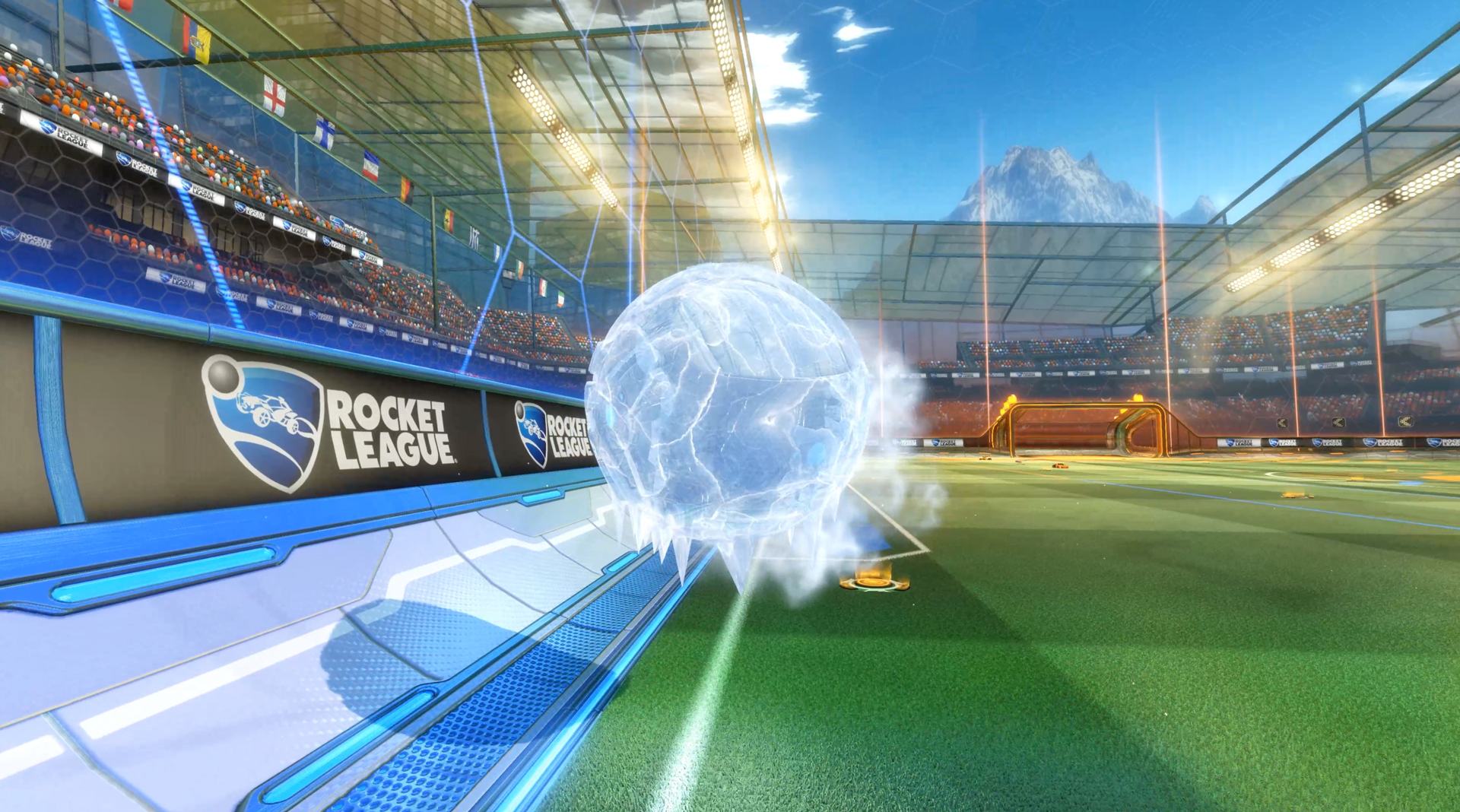 Rocket League Rumble - Freezer