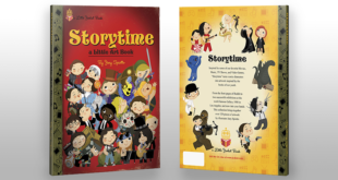 Storytime – A Little Art Book by Joey Spiotto