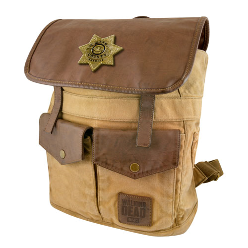 TWD - Rick Grimes - Backpack