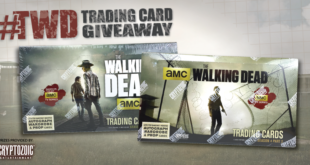 TWD - Trading Card - Giveaway