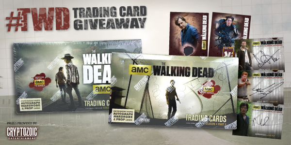 The Walking Dead - Trading Cards