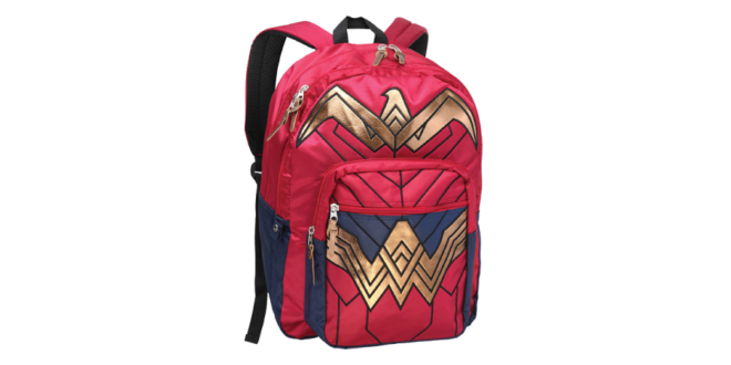 Wonder Woman - Backpack - Cover
