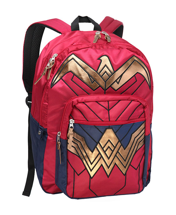 Wonder Woman - Backpack - Front